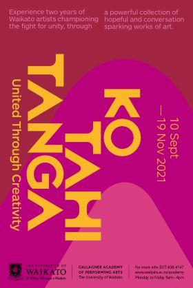 Kotahitanga: United Through Creativity
