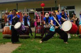Wai Taiko Drummers